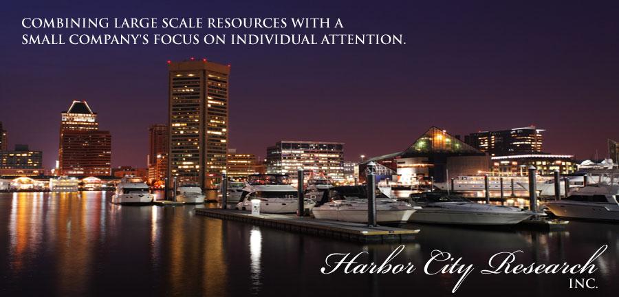 Harbor City Research, Inc.